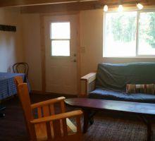 Main Cabin Living Area